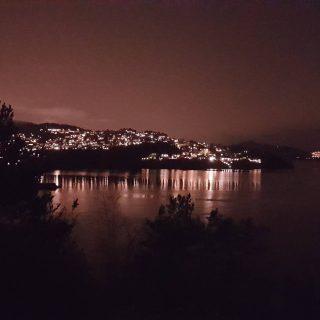 Kikker på utsikten fra årets Halloween-event. Håper du kommer. #geobergen