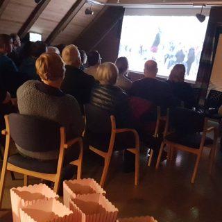 Da var Bergens første GIFF event gjennomført, godt oppmøte og popcorn og brus til alle som ønsket det. Så håper vi at dette kan bli årlig #geobergen #giff2017